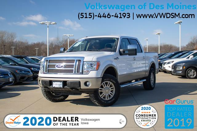 Pre-Owned 2010 Ford F-150 4WD SuperCrew 145 XL