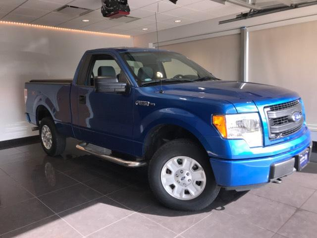 Pre-Owned 2013 Ford F-150 4WD Reg Cab 126 XL