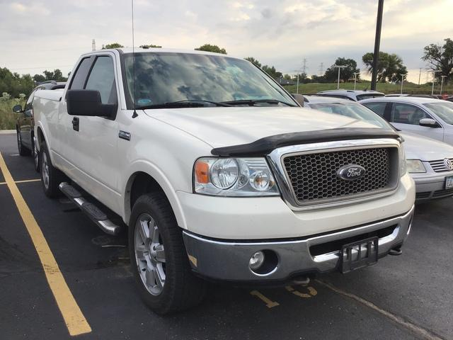 Pre-Owned 2008 Ford F-150 4WD SuperCab 133 Lariat