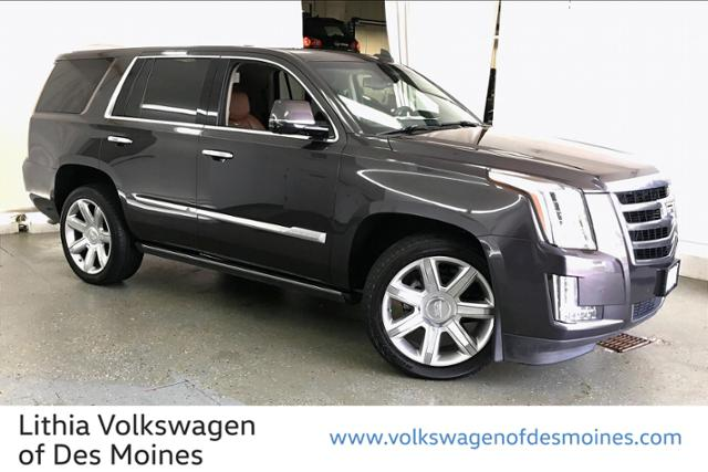 Pre-Owned 2015 Cadillac Escalade 4WD 4dr Premium