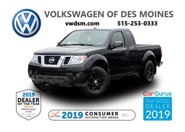 Pre-Owned 2012 Nissan Frontier 4WD King Cab Auto SV