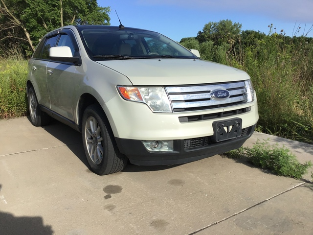 Pre-Owned 2007 Ford Edge AWD 4dr SEL