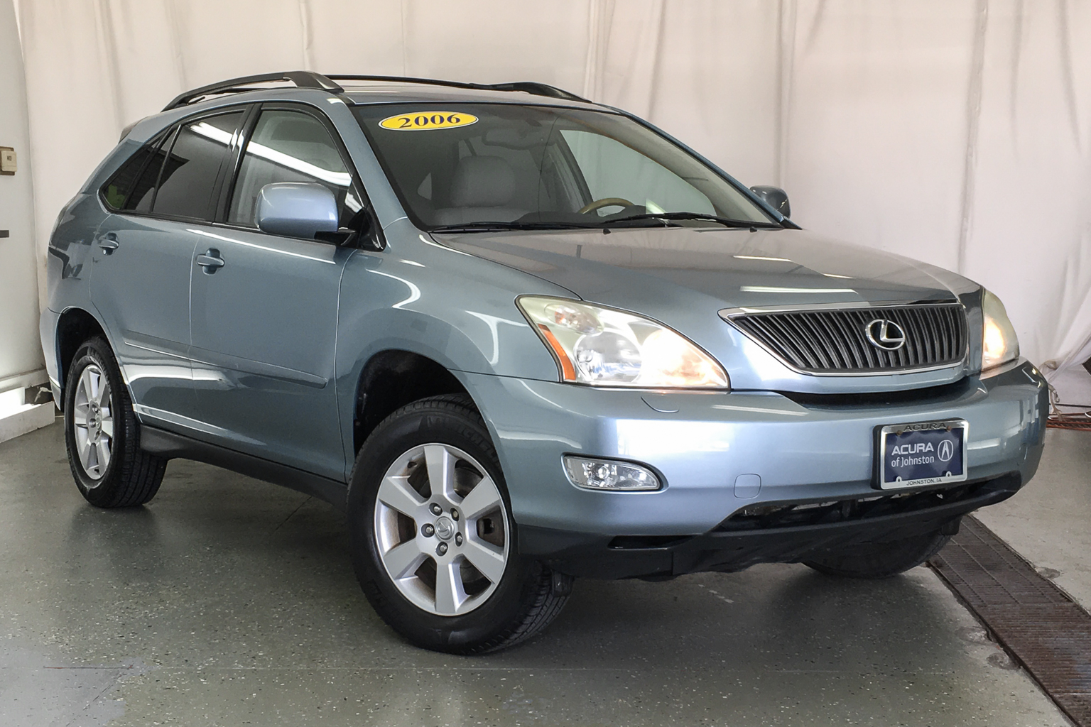 Pre-Owned 2006 Lexus Rx330 4dr Suv Awd