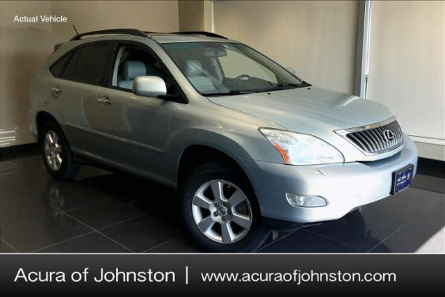 Pre-Owned 2009 Lexus RX 350 AWD 4dr
