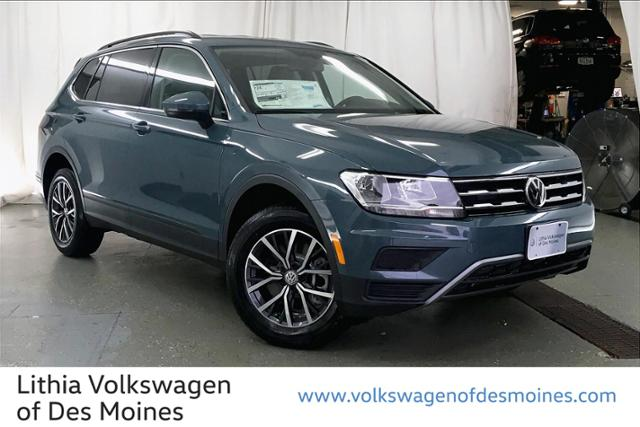 New 2019 Volkswagen Tiguan 2 0T SE 4MOTION AWD