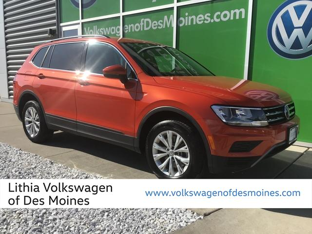 Pre-Owned 2019 Volkswagen Tiguan 2.0T SE 4MOTION