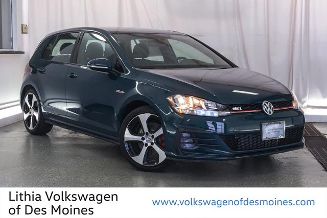 New 2018 Volkswagen Golf GTI 2.0T S DSG