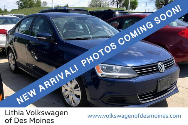 Pre-Owned 2013 Volkswagen Jetta 4dr Auto SE PZEV *Ltd Avail*