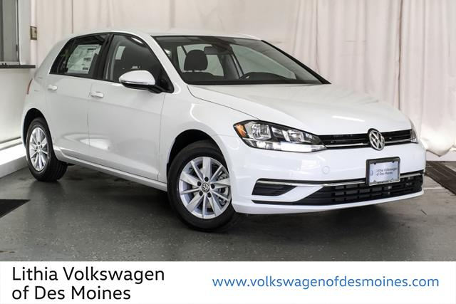 New 2018 Volkswagen Golf TSI S