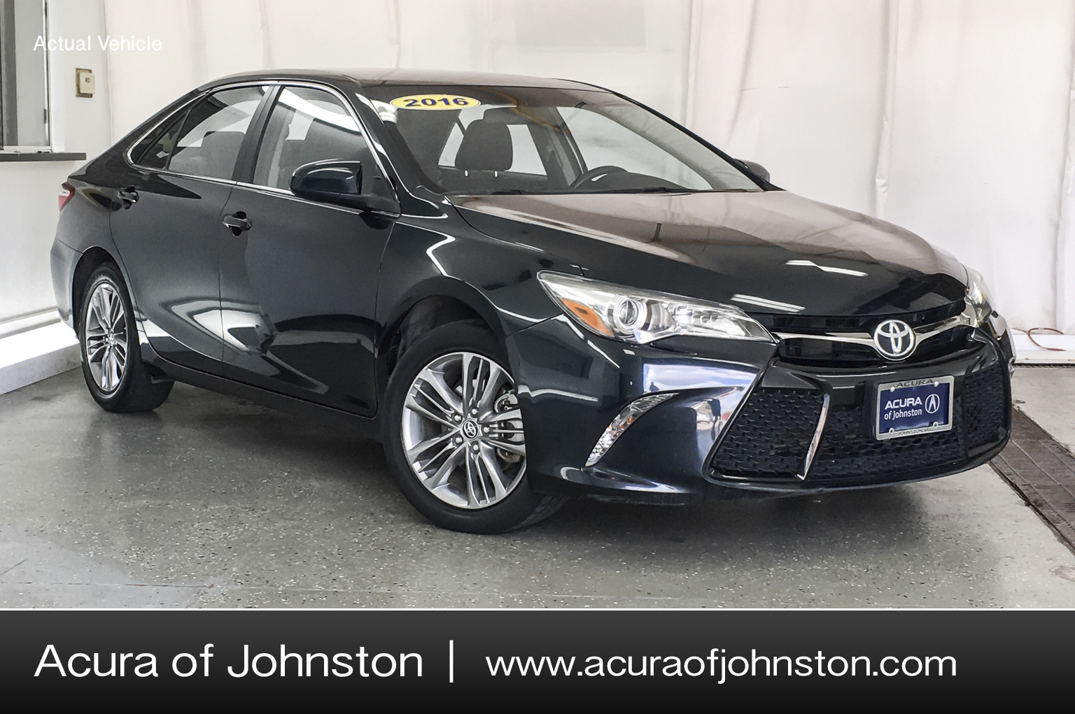 Pre-Owned 2016 Toyota Camry 4DR SDN I4 AUTO