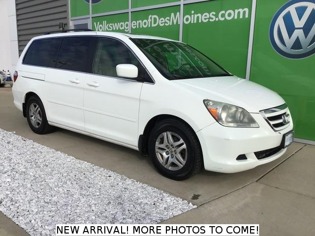 Pre-Owned 2006 Honda Odyssey 5dr EX-L AT with RES & NAVI
