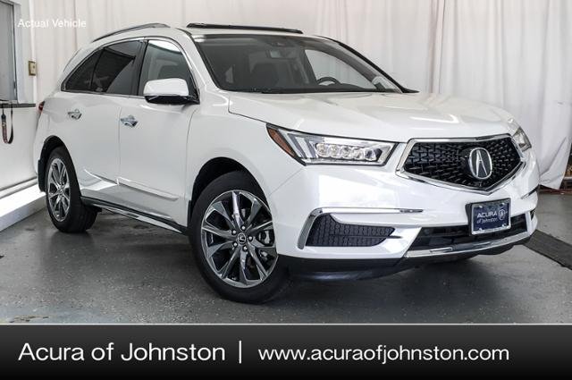 PreOwned Acura MDX SHAWD WTechnology Pkg Sport Utility In - Acura mdx pre owned