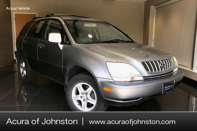 Pre-Owned 2001 Lexus RX 300 4dr SUV 4WD