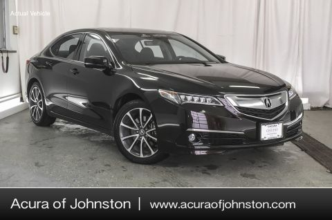 Pre-Owned 2015 Acura Tlx 4DR SDN FWD V6 ADVANCE