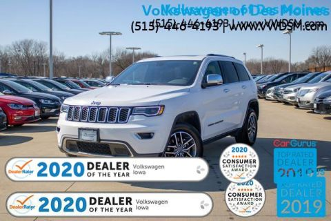 Pre-Owned 2019 Jeep Grand Cherokee Limited 4x4