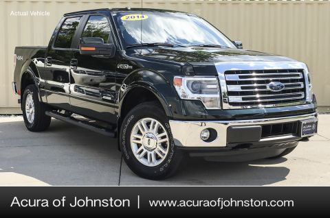 Pre-Owned 2014 Ford F-150 4WD SUPERCREW