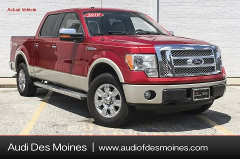 Pre-Owned 2010 Ford F-150 Supercrew