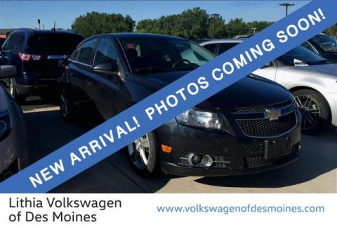 Pre-Owned 2014 Chevrolet Cruze 4dr Sdn Auto 2LT FWD 4dr Car