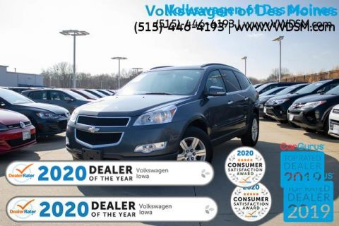 Pre-Owned 2011 Chevrolet Traverse AWD 4dr LT w/2LT