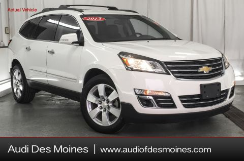 Pre-Owned 2013 Chevrolet Traverse AWD 4DR LTZ