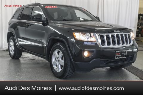 Pre-Owned 2011 Jeep Grand Cherokee 4WD 4DR