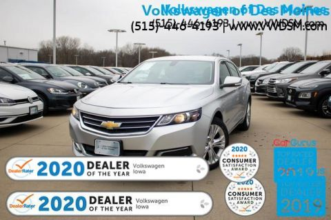 Pre-Owned 2014 Chevrolet Impala 4dr Sdn LT w/1LT