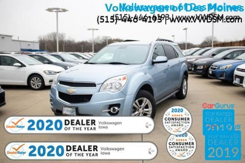 Pre-Owned 2015 Chevrolet Equinox AWD 4dr LT w/2LT