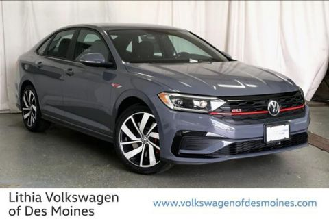 New 2019 Volkswagen Jetta GLI S Manual