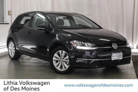 Pre-Owned 2018 Volkswagen Golf 1.8T SE Auto