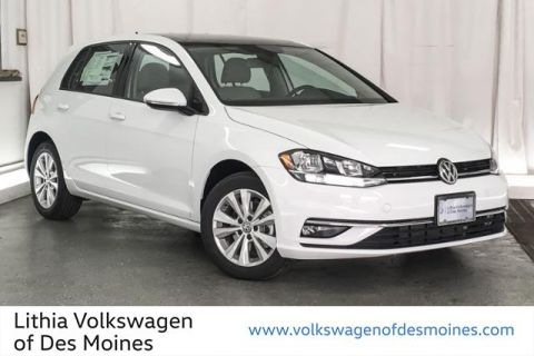 New 2018 Volkswagen Golf TSI SE