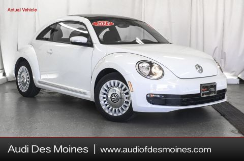 Pre-Owned 2014 Volkswagen Beetle 2dr Auto 2.5l *ltd Avail*