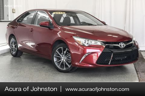 Pre-Owned 2015 Toyota Camry 4DR SDN I4 AUTO