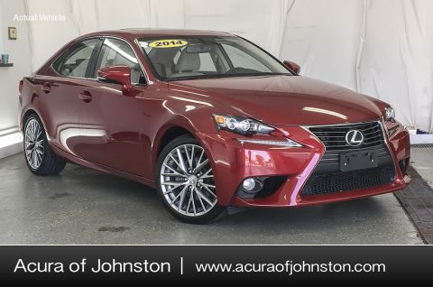 Pre-Owned 2014 Lexus Is250 4dr Sport Sdn Auto Awd