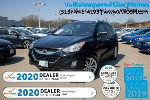 Pre-Owned 2012 Hyundai Tucson AWD 4dr Auto Limited